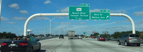 Exit 49 - Bird Street and Waters Avenue