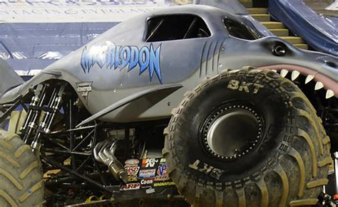 It's Not Shark Week Without Megalodon | Monster Jam