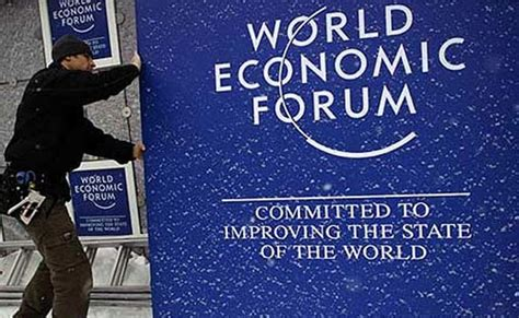 Over 100 From India To Attend World Economic Forum Meet