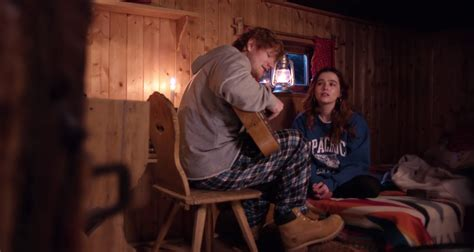 Ed Sheeran Debuts 'Perfect' Music Video Starring Zoey