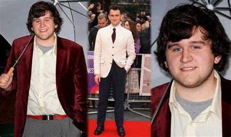 Weight loss: Harry Potter star Harry Melling shows off