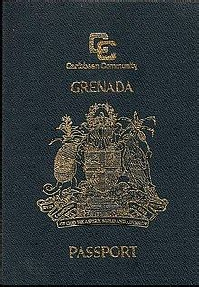 Visa requirements for Grenadian citizens - Wikipedia