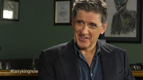 Craig Ferguson talks to Larry King about his late night