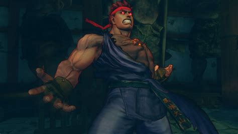 Super Street Fighter IV AE Gets Evil Ryu – TheSixthAxis