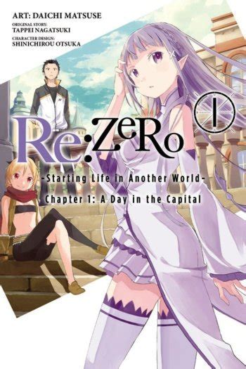 Re:ZERO -Starting Life in Another World- Chapter 1: A Day