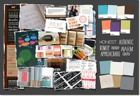 Example: Mood Boards   Design & Apply a Brand