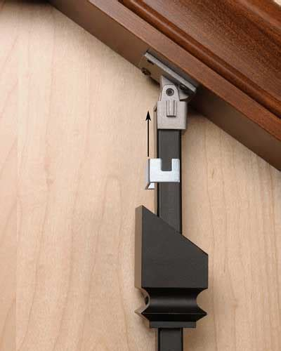 Zip Clip Iron Baluster Installation Kit only $5