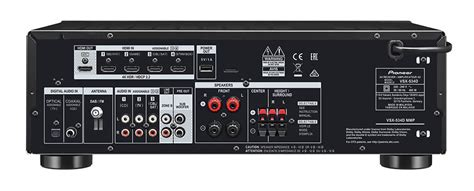 VSX-534D | AV Receivers | Products | Pioneer Home Audio Visual