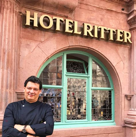 Martin Müller takes over the cult restaurant