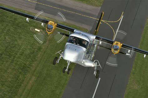 RUAG delivers new Dornier 228 to Aurigny Air Services