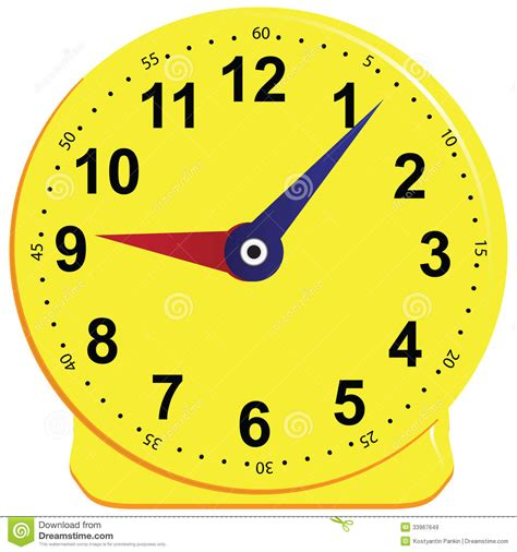Game Clock Royalty Free Stock Images - Image: 33967649