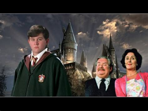 What If Dudley Dursley Was A Wizard? - YouTube