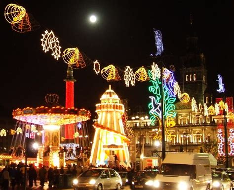 Scotland's best Christmas markets - Scotsman Food and Drink