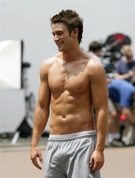 Robert Buckley With Underwear and Shirtless ~ ALL ABOUT