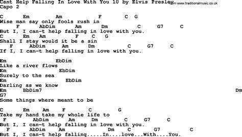 Falling in love with you chords, ALQURUMRESORT