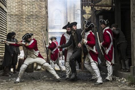 """Sons of Liberty Review Part 1 """"A Dangerous Game"""" 