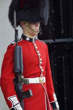 Changing the Guard   Household Division / Foot Guards