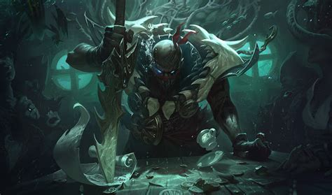 Surrender at 20: Champion Reveal: Pyke, the Bloodharbor Ripper