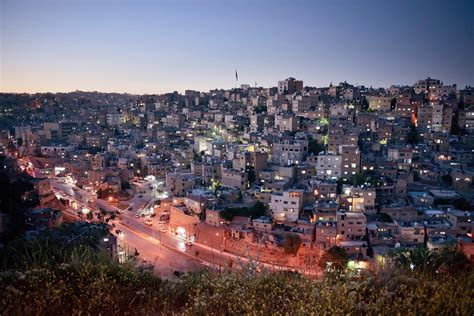 How to Spend the Perfect Night in Amman