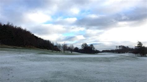 Winter Golf in Scotland | Great value green fees