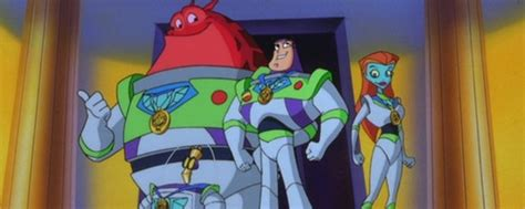 Buzz Lightyear of Star Command - 243 Cast Images | Behind