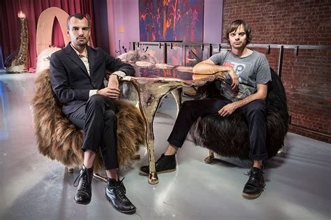 get handsy with the haas brothers as part of van alen