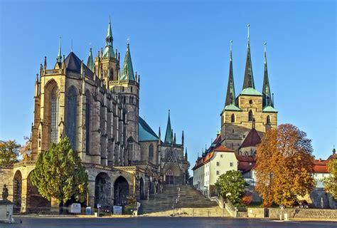 Erfurt Pictures | Photo Gallery of Erfurt - High-Quality