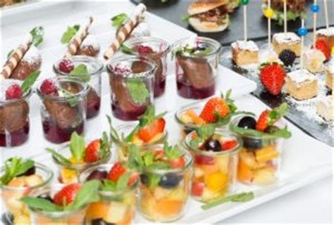 » Fingerfood-Catering