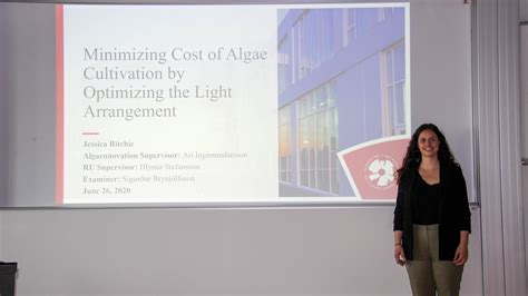 MSc Thesis: Minimising Cost of Algae Production by