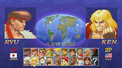 Nintendo is distributing Ultra Street Fighter II: The