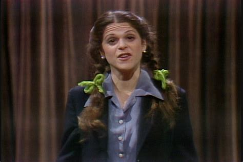 Watch Phasing Gilda Out Cold Open From Saturday Night Live
