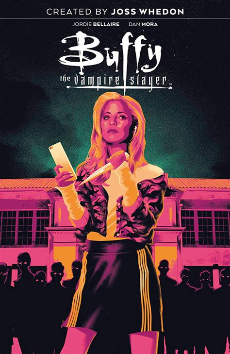 BUFFY the Vampire Slayer 1: Guess who's back! - Heldin in
