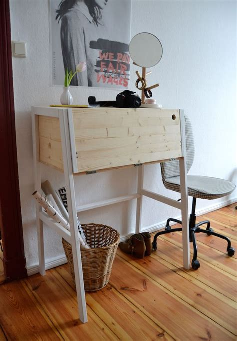 Awesome self-made desk! | Perfect Work Evironment