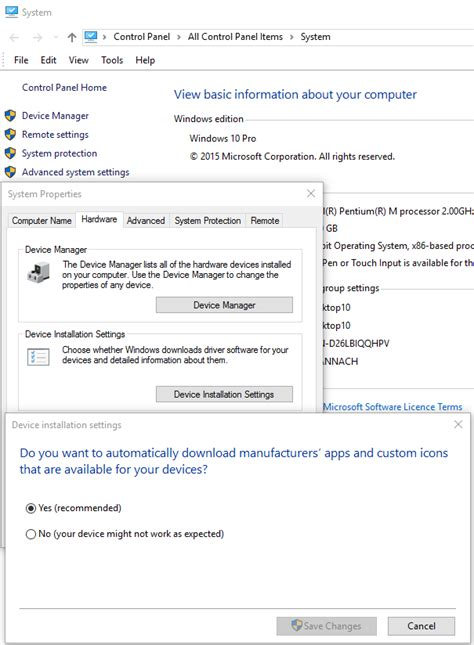 Device Manager Driver Updating - Microsoft Community