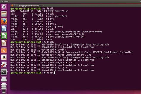 How to Use Linux to Find the Names of the Devices on Your