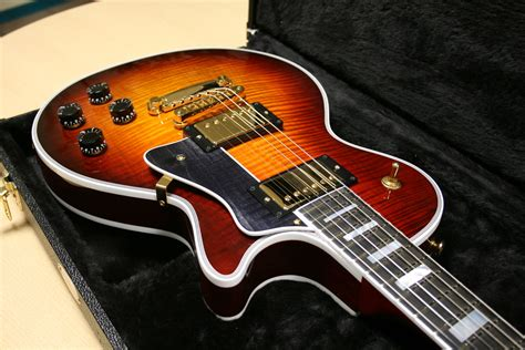 : Heritage H 157 Ultra Top Amber 59 Crosspoint Pickups bei