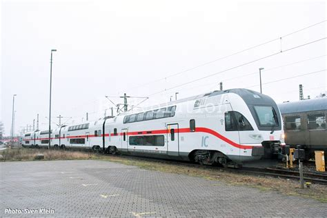 The First ex-WESTbahn KISS In White | Railvolution