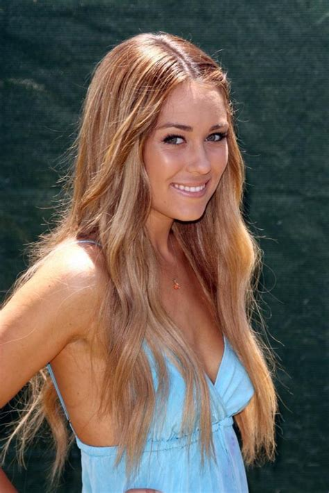 Lauren Conrad Dishes on BFFs, Hair Extensions - The