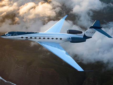 Gulfstream's new $75 million private jet is the world's