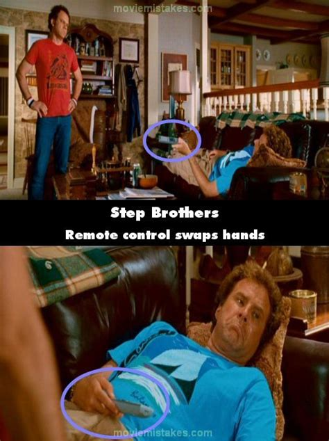 Step Brothers (2008) movie mistake picture (ID 140626)