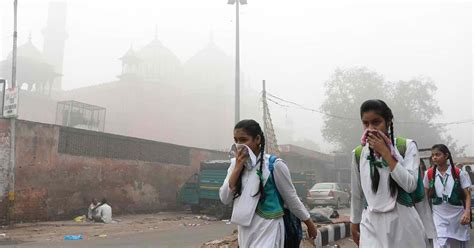 Air Pollution In Delhi Is So Bad Its Equivalent To Smoking