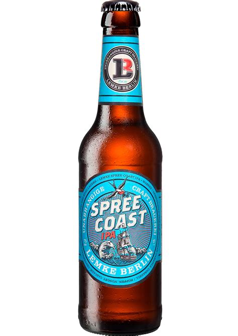 Lemke Berlin Spree Coast IPA 0,33 l Mw