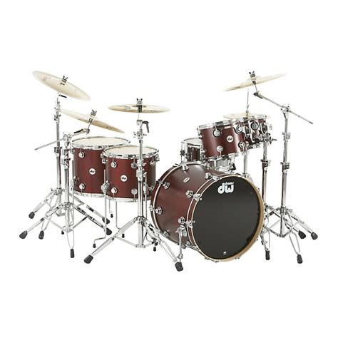 DW Collector's Series Satin Oil 5-Piece Shell Pack Ox