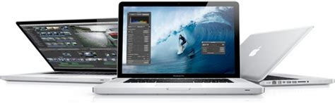 Apple Updates MacBook Pro and MacBook Air Models With