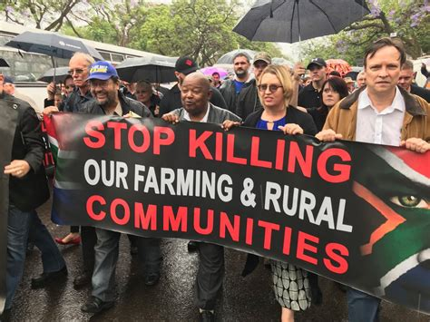 South African Government Says It's OKAY to Take The Land