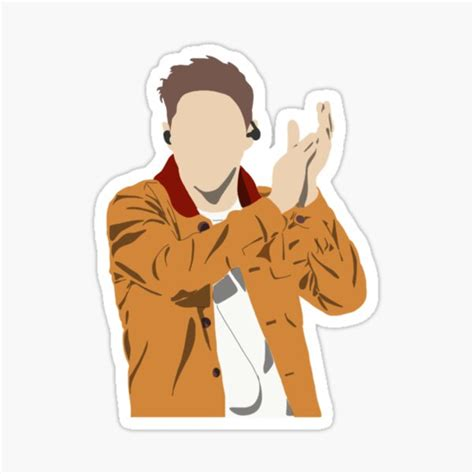 Niall Horan Stickers | Redbubble