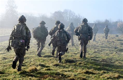 Welsh Guards undertake final training exercise ahead of