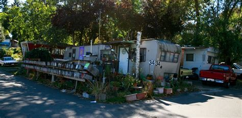 Seattle trailer-park closure means end to rich, intimate