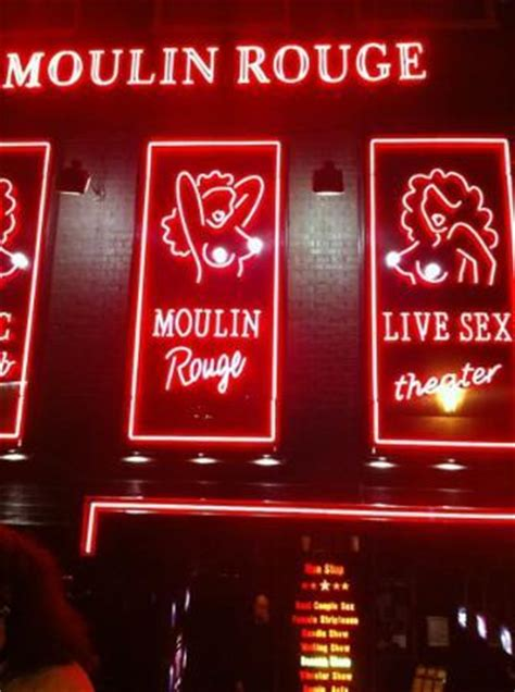 Moulin Rouge (Amsterdam) - 2019 All You Need to Know