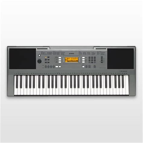 PSR-E353 - Overview - Portable Keyboards - Keyboard